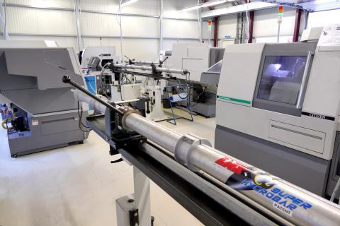 Abbildung: CPM Precision GmbH Produktion