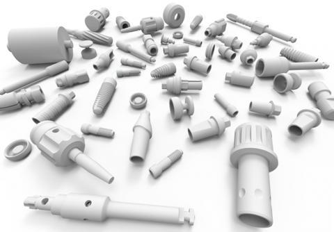 Abbildung: CPM Precision GmbH Produkte